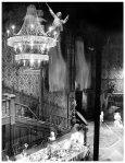 1969 Disney Haunted Mansion Press Photo via DoomBuggies