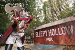 Sleepy Hollow Event at San Diego Comic Con