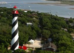 St. Augustine Lighthouse via StAugustineLighthouseCom