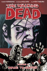 The Walking Dead Vol 8 Art by Charlie Adlard