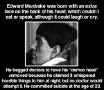 Edward Mordake Urban Legend