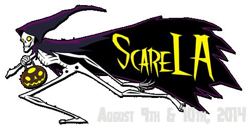 Scare LA August 9-10 2014