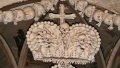Sedlec Ossuary, photographed by Polyparadigm via Wikipedia