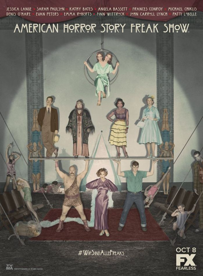 AHS Season 4 Freak Show