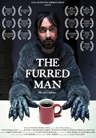 Evil Hypnotist The Furred Man Short Film Poster