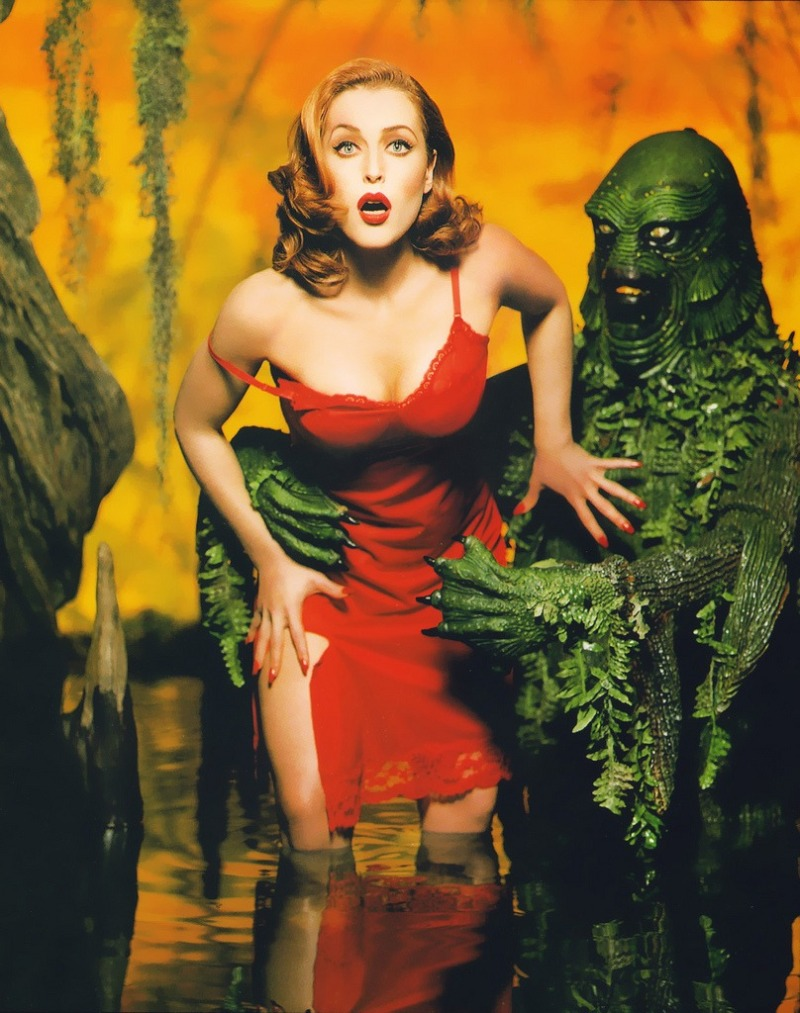 Gillian Anderson, Rolling Stone Magazine, Issue 754, February 1997
