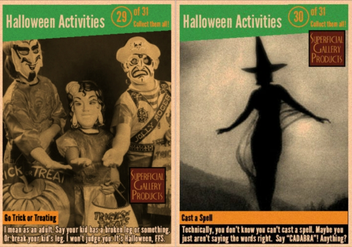 29-30 Halloween Activities