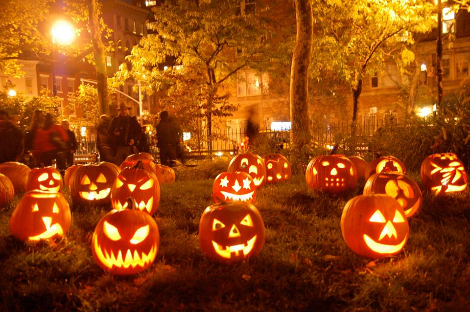 Ottobre a New York Halloween