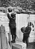 The Book of Hallowe'en, 1919, 'No Hallowe'en without a Jack-o'-Lantern'