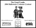 The Great Evadia 2014 Halloween Costume Contest