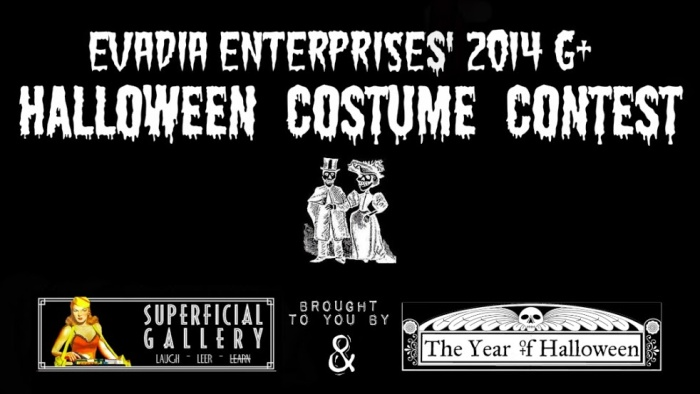 The Great Evadia 2014 Halloween Costume Contest