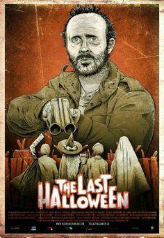 The Last Halloween Short FIlm Poster