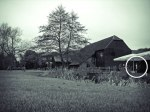 Ghost at Tewin Bury Farm photographed by Photographed by Neil Sandbach, (Farm Boy Ghost of Hertfordshire)