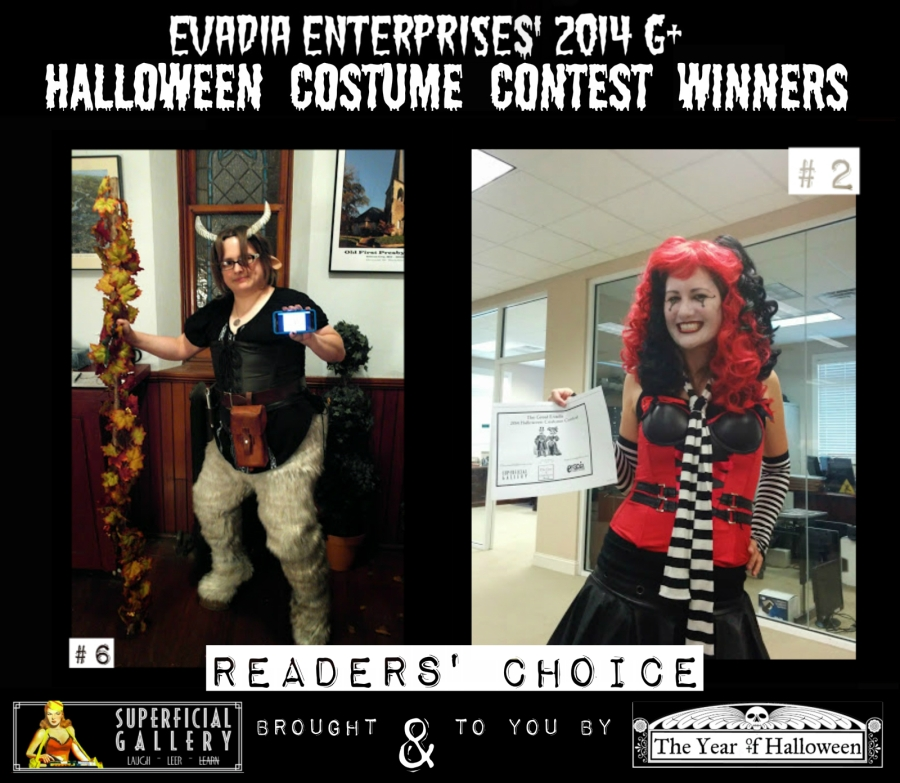 Halloween Costume Contest 2014 Winners Readers' Choice