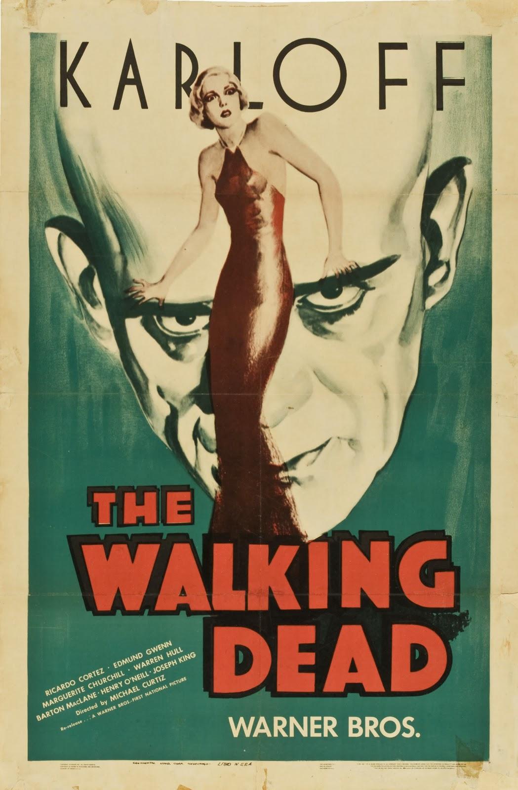 Silent Sundays: The Walking Dead (1936) |