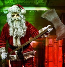 Brighton Asylum Santa's Slay