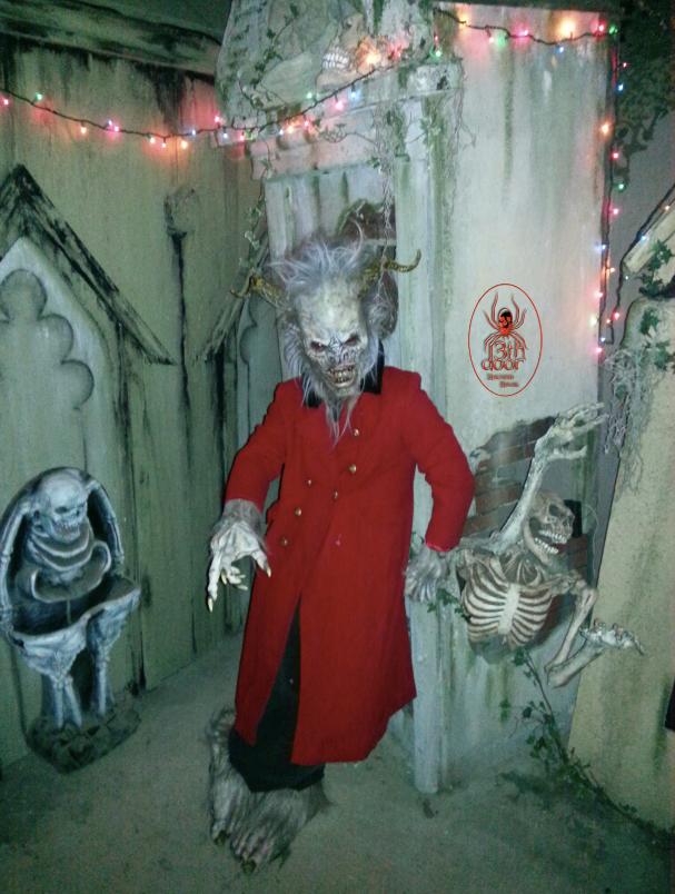 \u0027Christmas at 13TH DOOR HAUNTED HOUSE\u0027 & Christmas at 13TH DOOR HAUNTED HOUSE Pezcame.Com