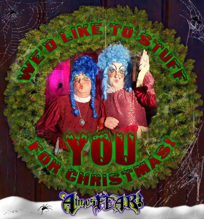 CHRISTMAS FESTEVIL – SCARE KINGDOM