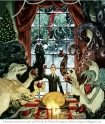 Christmas with Lovecraft and Friends by Nelson Evergreen