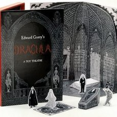 Edgar Gorey's Dracula Toy Theater