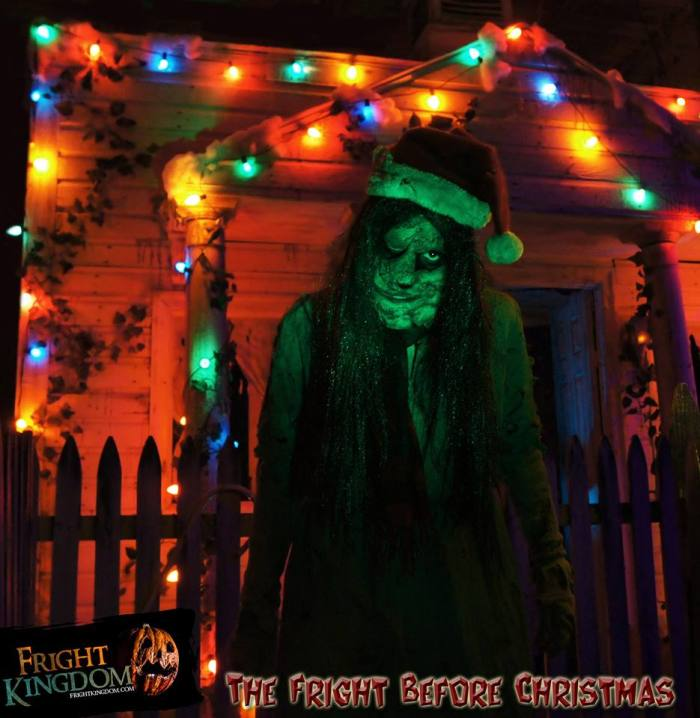 the fright before christmas fridht kingdom