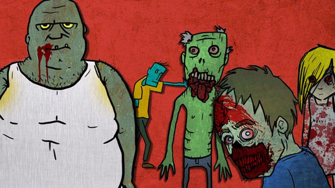 Zombies para Crianças Short Film