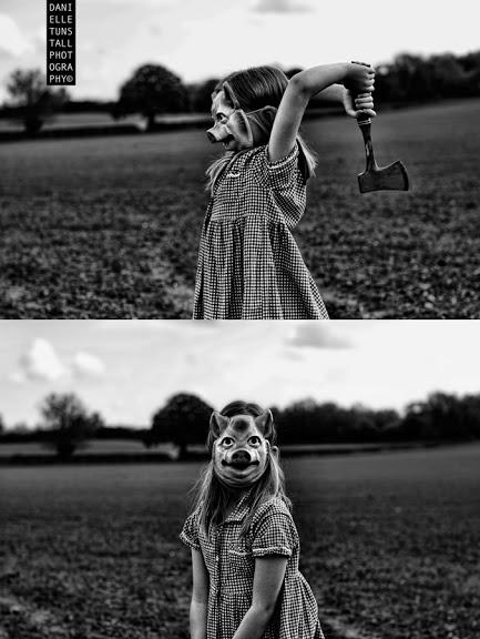 Danielle Tunstall Piggy's Revenge 2011