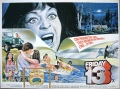 Friday the 13th 1980 Original Vintage UK Quad Movie Poster