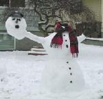 Headless Snowman via MyBloodyIceCream on Tumblr