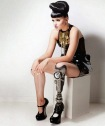 Viktoria Modesta Photographed by Jon Enoch