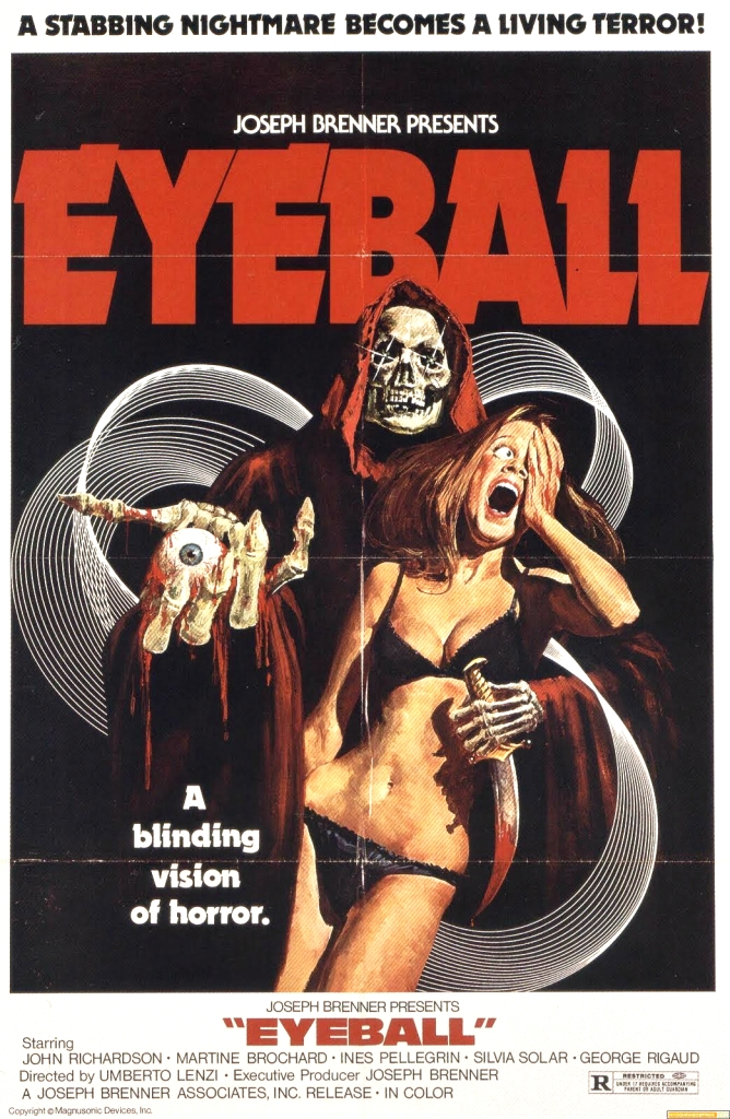 Eyeball AKA The Secret Killer