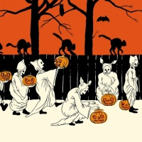 Silent Sundays: Dennison's Bogie Book for Halloween (1920)