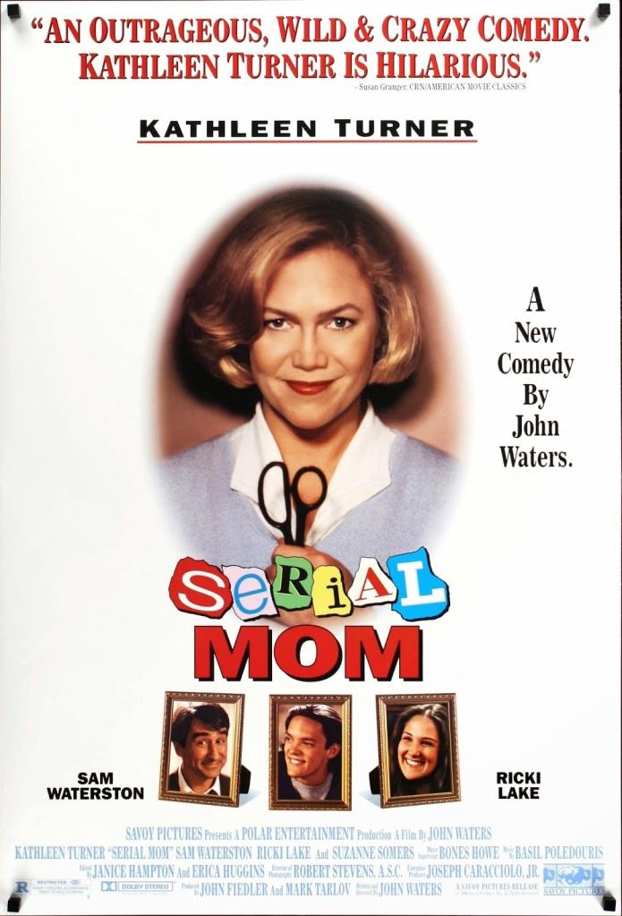 SERIAL MOM - American Poster