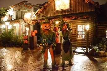 À Frontierland, 27 October 2013, Halloween à Eurodisney (Flickr user Clem)