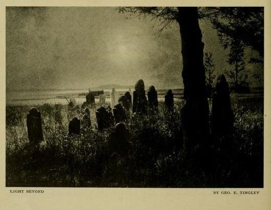 Light Beyond, George E. Tingley, 1903evahalloween