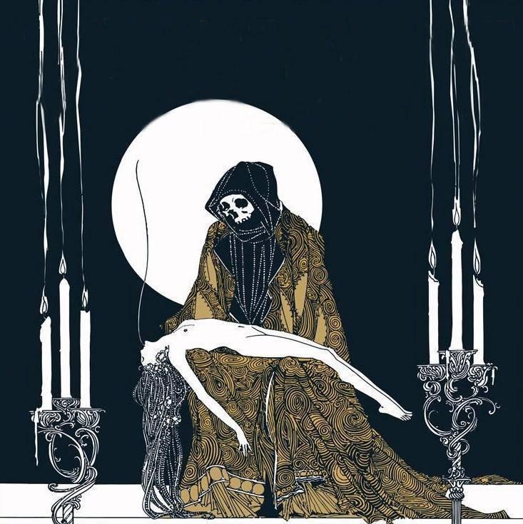 Vixerunt album cover by Francesco Gemelli 2013evahalloween